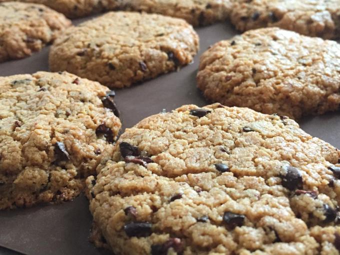 Half Baked Cookies